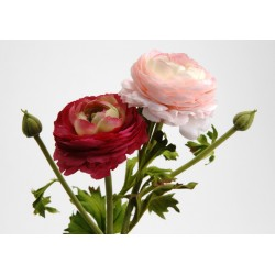 Fleur artificielle renoncule Amadeus