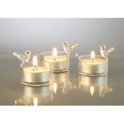 Bougeoir tea light oiseau Amadeus