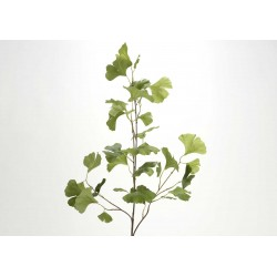 Branche Ginko royal artificiel 100 cm Amadeus