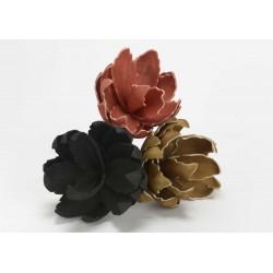 Mini fleur artificielle Sahara H17 cm Amadeus