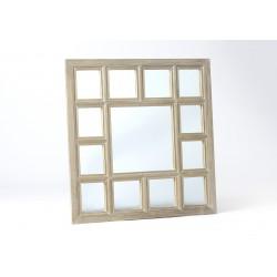 Miroir 12 facettes 80 x 84 Amadeus