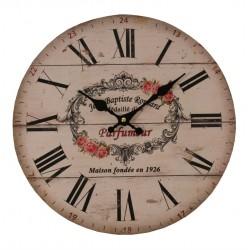 Horloge ronde Parfumeur 34 cm Antic-Line