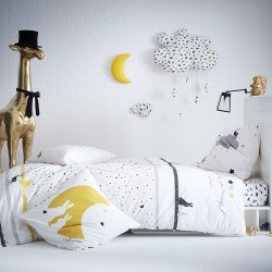 Taie d'oreiller Comme un nuage 64 x 64 cm Catimini