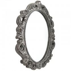 Miroir ovale Volutes Amadeus