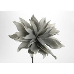 Fleur artificielle Villa grise h70 cm Amadeus