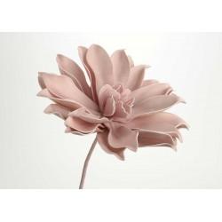 Fleur artificielle Pana h 80 cm rose Amadeus