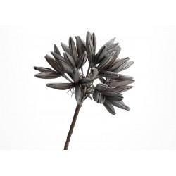 Fleur artificielle Cala mordoré H91 cm Amadeus