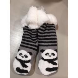 Chaussons chausettes enfant Panda La maison de Lilo
