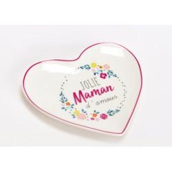 Coupelle Maman Fleurs Amadeus