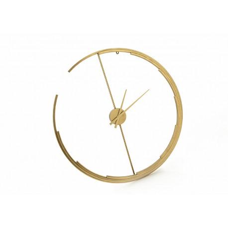 Horloge métal ouverte 79 cm Amadeus
