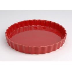 Moule à tarte rouge Amadeus