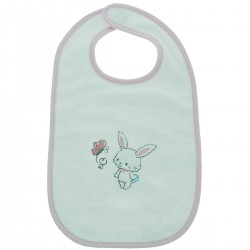 Bavoir scratch enfant Baby rabbit