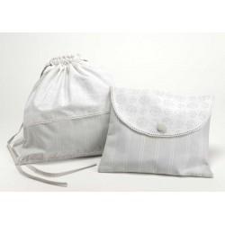 Set de 2 sacs à lingerie Médicis Amadeus