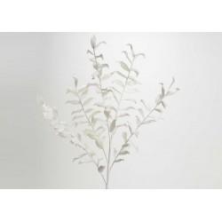 Feuillage artificiel Eka blanc H 102 cm Amadeus