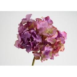 Fleur artificielle Hortensia Altona H 48 cm Amadeus