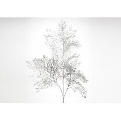 Branche mini feuilles h 75 cm Amadeus
