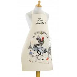 Tablier de cuisine France Panorama Torchons & bouchons