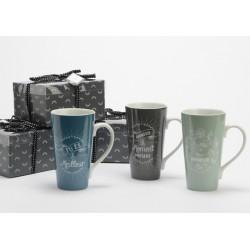 Coffret 3 maxi mugs Détox Amadeus
