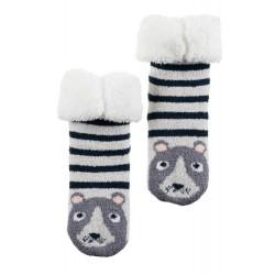 Chaussons chausettes Marmotte La maison de Lilo