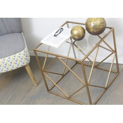 Bout de canapé Cubique Amadeus