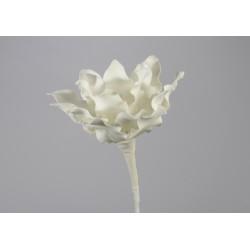 Fleur artificielle Cumbia blanche h53 cm Amadeus