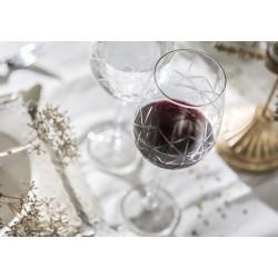 6 Verres à vin Gravure Amadeus