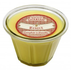 Bougie parfumée Mangue, 220 gr