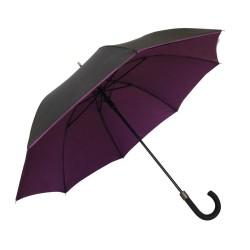 Parapluie résistant au vent violet Smati
