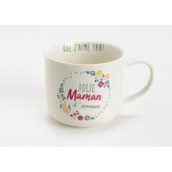 Mug Maman Fleurs Amadeus