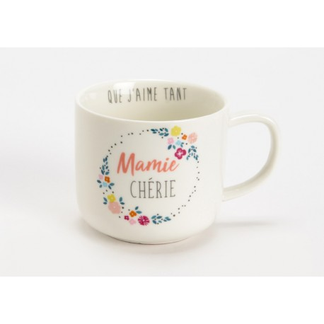 Mug Mamie Fleurs Amadeus