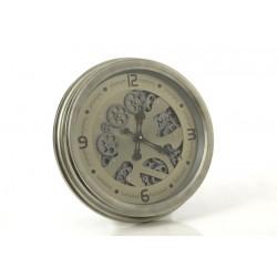 Horloge grise moderne Amadeus
