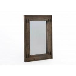 Miroir rectangle Agrafe Amadeus