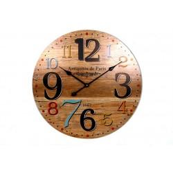 Horloge Antiquités de Paris D60 cm Faye