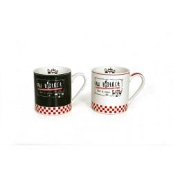 "Mug 325 ml ""Au bistrot"" Faye"