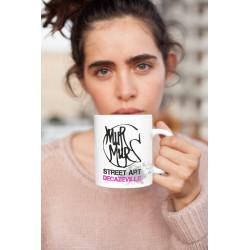 """Mug """"Murmurs"""""""