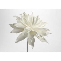 Fleur artificielle Villa blanche h70 cm Amadeus