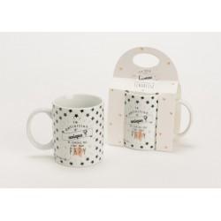 Coffret mug Papy Unique Amadeus