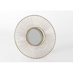 Miroir Etoile or 70 cm Amadeus