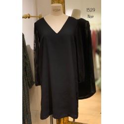 Robe noire Ycoo