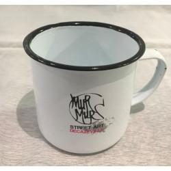 "Mug métal ""Murmurs"""