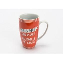 Coffret maxi mug Rétro Amadeus