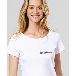 "Tee-shirt femme ""Mèreveilleuse"" brodé Madame Tshirt"