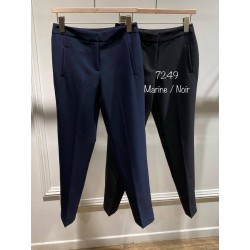 Pantalon noir Ycoo