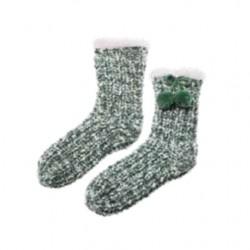 Chaussons chaussettes eucalyptus La maison de Lilo