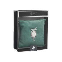 Coffret coussin précieux parfumé fleur de coton Mathilde M