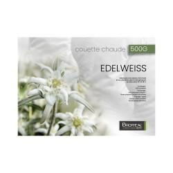 Couette neutre Edelweiss 500 g/m2 Biotex à partir de