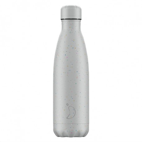 Bouteille isotherme Speckle Grey 500 ml Chilly's