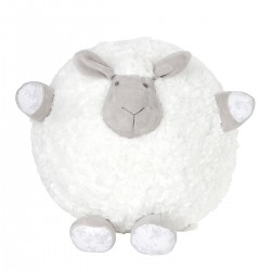 Peluche mouton boule Câlin Mathilde M