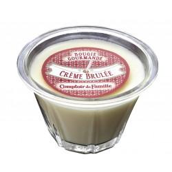 Bougie parfumée Crème brulée, 220 gr