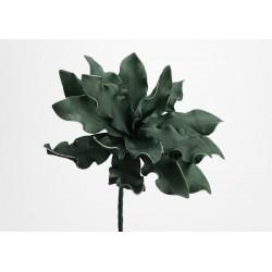 Fleur artificielle Cumbia h 54 cm vert foncé Amadeus